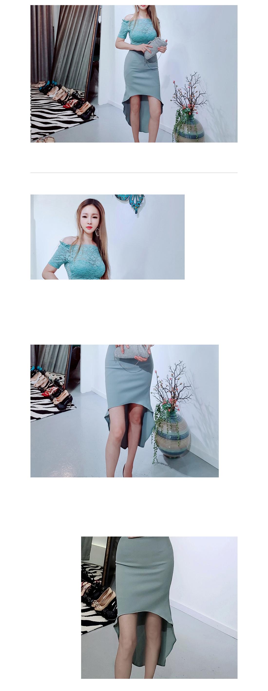드레스 모델 착용 이미지-S1L19