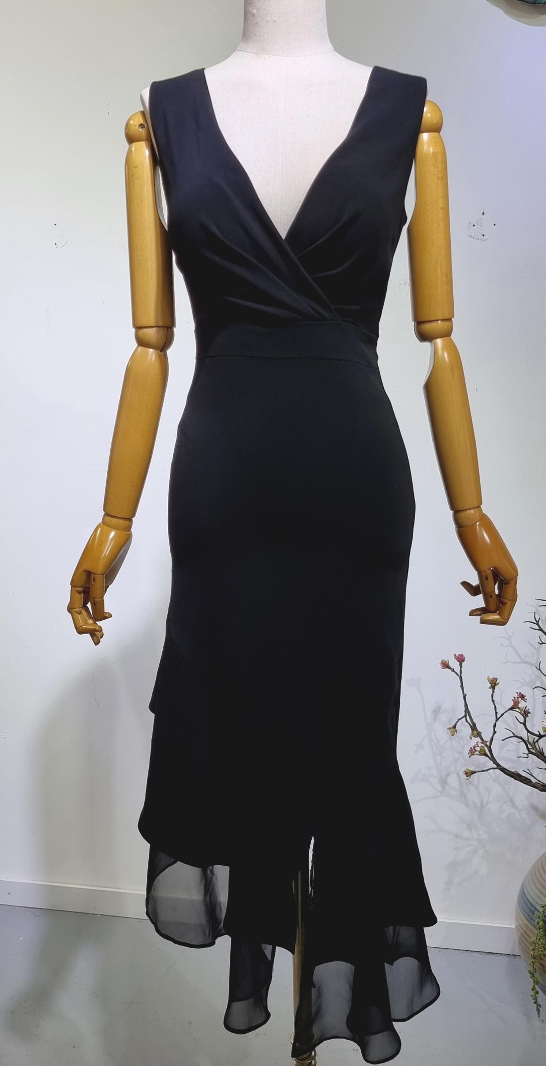 드레스 모델 착용 이미지-S1L26